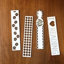 Laser Cut Bookmark