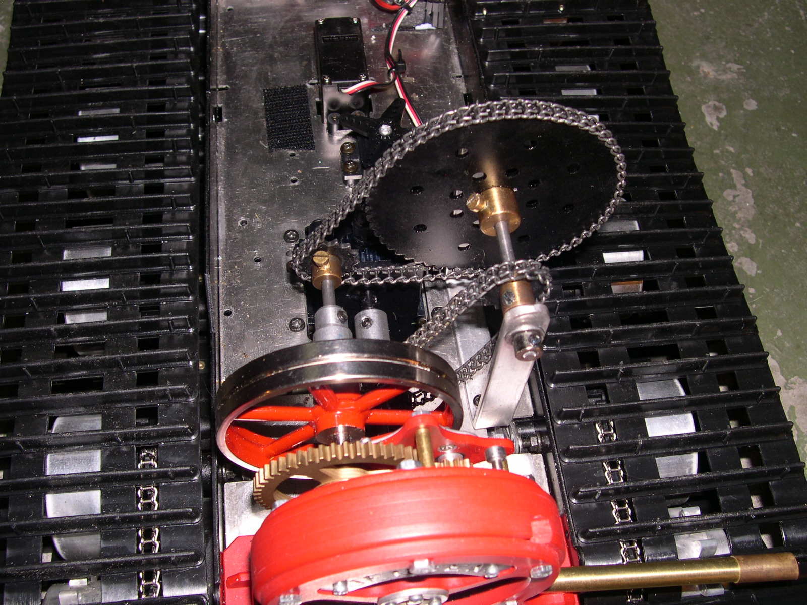 Picture of Testing With an Air Compressor