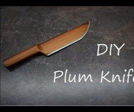 Plum Knife