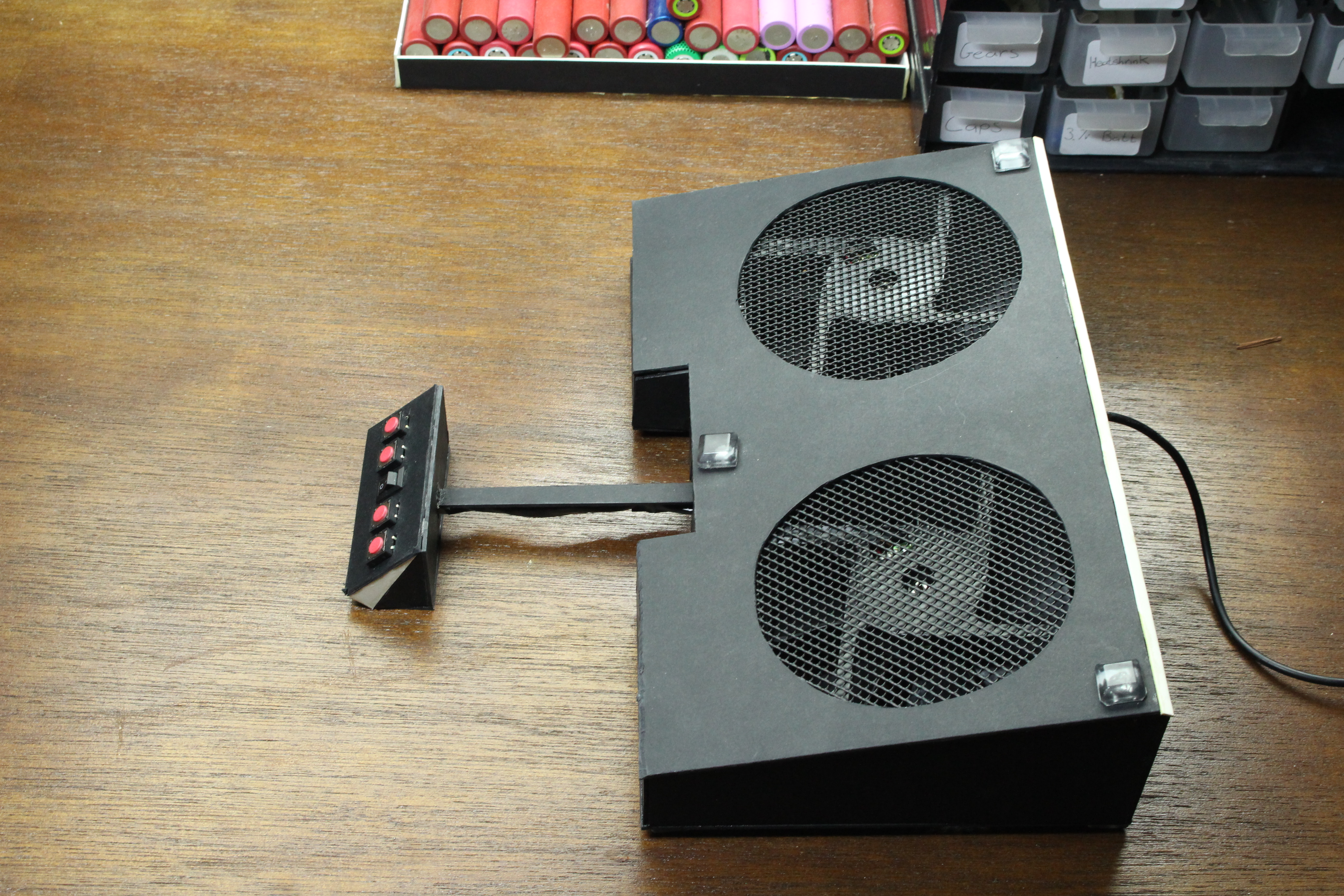Picture of Arduino Cooling Pad