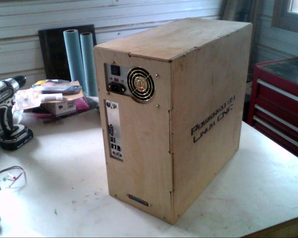How to Build a Wood Computer