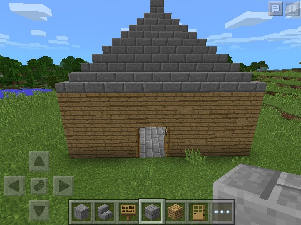 Minecraft Luxury House 2 4 Steps Instructables