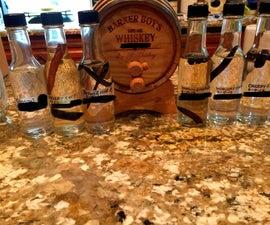 Whiskey Charred Wood