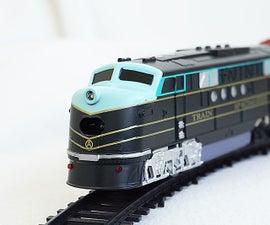 Arduino Train for Kids