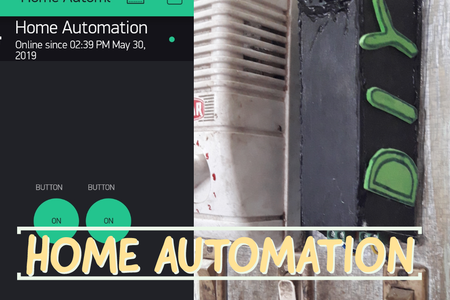 DIY Low Cost Home Automation Using Esp8266