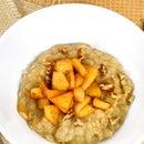 Apple Pie Oatmeal Breakfast