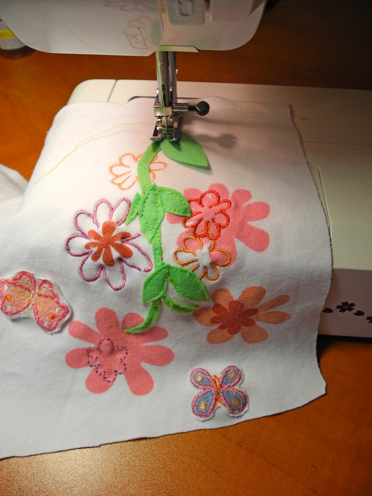 Picture of Page Three - Flowers