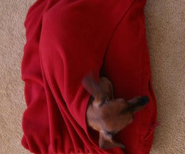 Snuggley Dog Bed