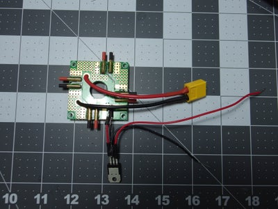 Connecting the Motors, ESC, Flight Controller and PDB