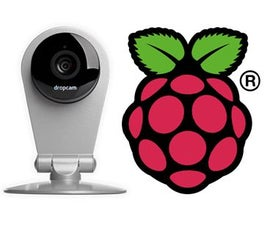 Raspberry Pi DropCam Alternative