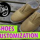 Shoe Customization in 3 steps!