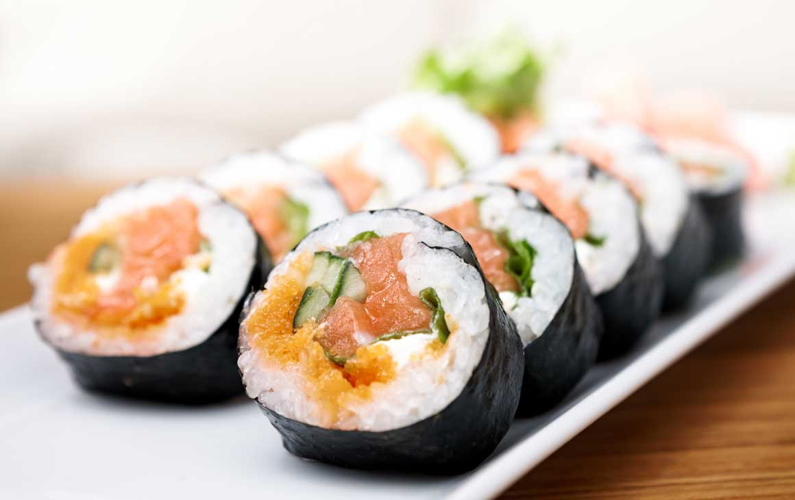 Picture of Sushi Prueba TIC