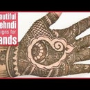 How to make mango tree style mehndi design