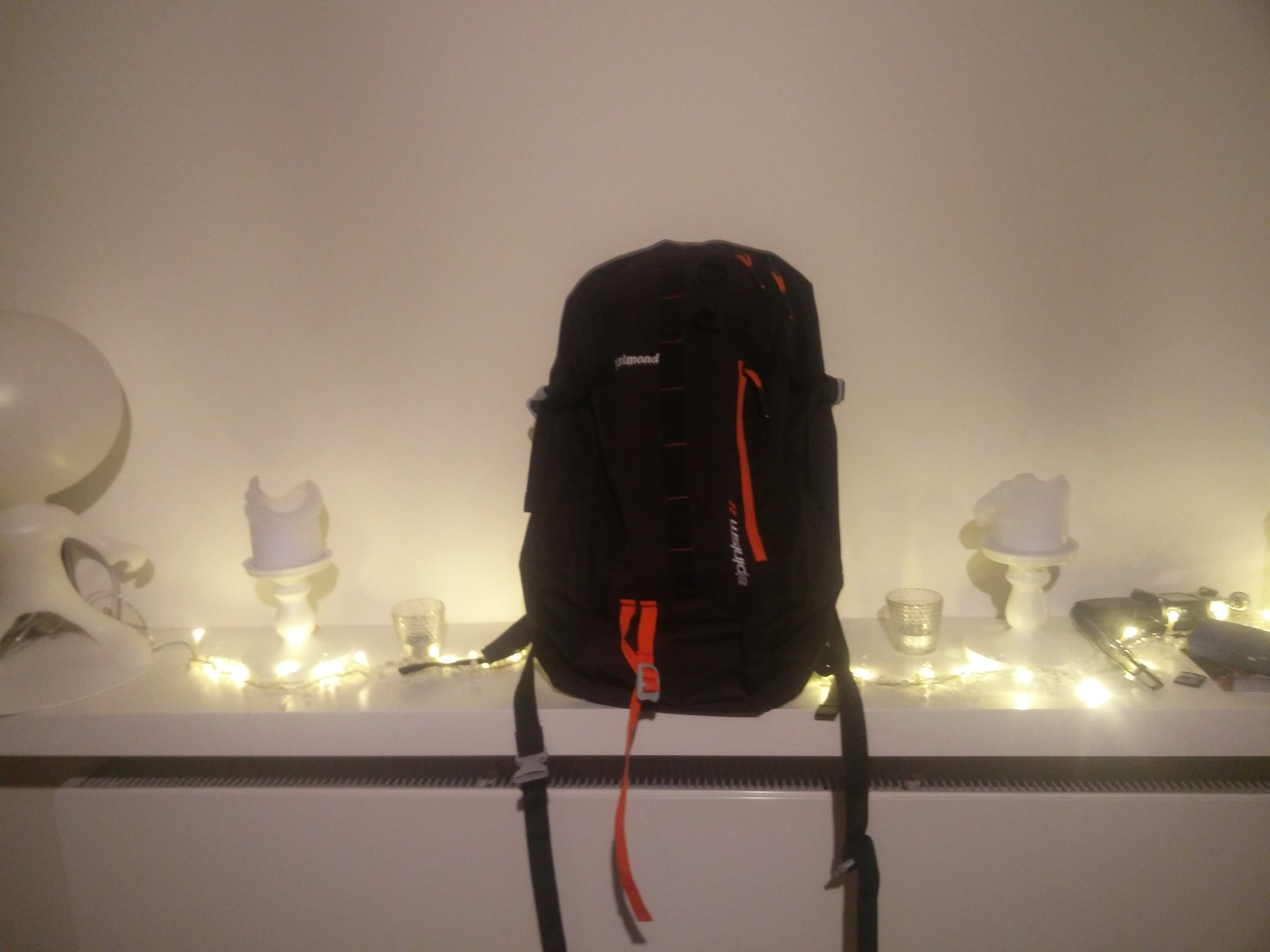 Picture of Back Pi Smart Backpack With NFC-content Tracker