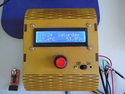 "Reset Your Circadian Clock ""biological Body Clock"" With Arduino"