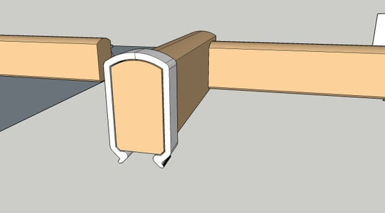 Next - Designing the Baby Cot Mount