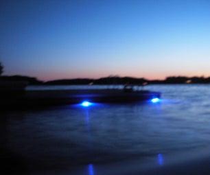 Power LED Underwater Lights