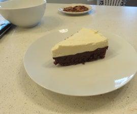 Chocolate Lavender Cake