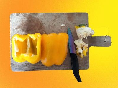 Slicing the Pepper