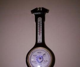 My Fathers Barometer