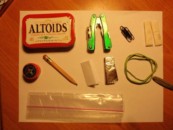 Another Altoids Survival Kit