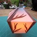 Folding Fairy Lantern