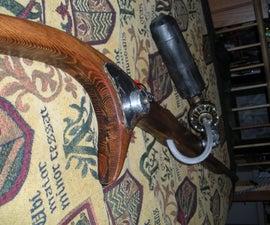 The Hearsch Angocoellum Rifle: A functional Steam/Cyber Punk Rifle