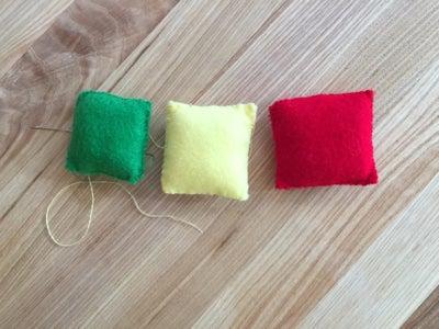 Step 3: Make Other Squares