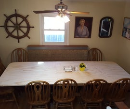 Dining Table for 16 for $60 in 2 hours