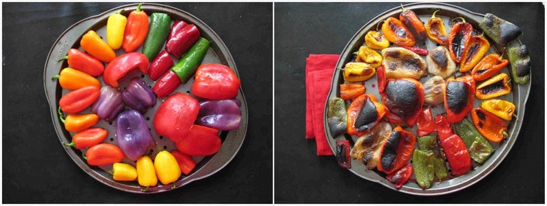 Roast Your Peppers