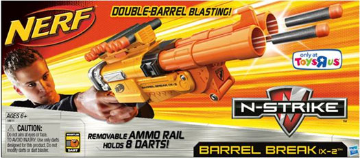 Picture of New Nerf Guns