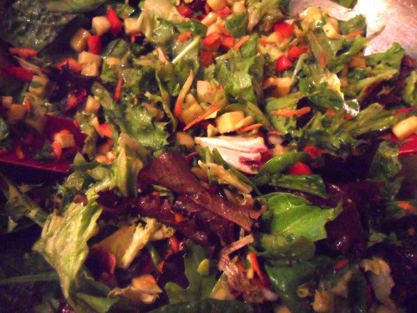Chopped Goodness Salad