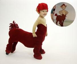 Baby Centaur Costume