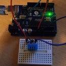 DHT 11 Using Using Arduino