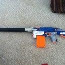 Retaliator Barrel Nerf Gun Mod