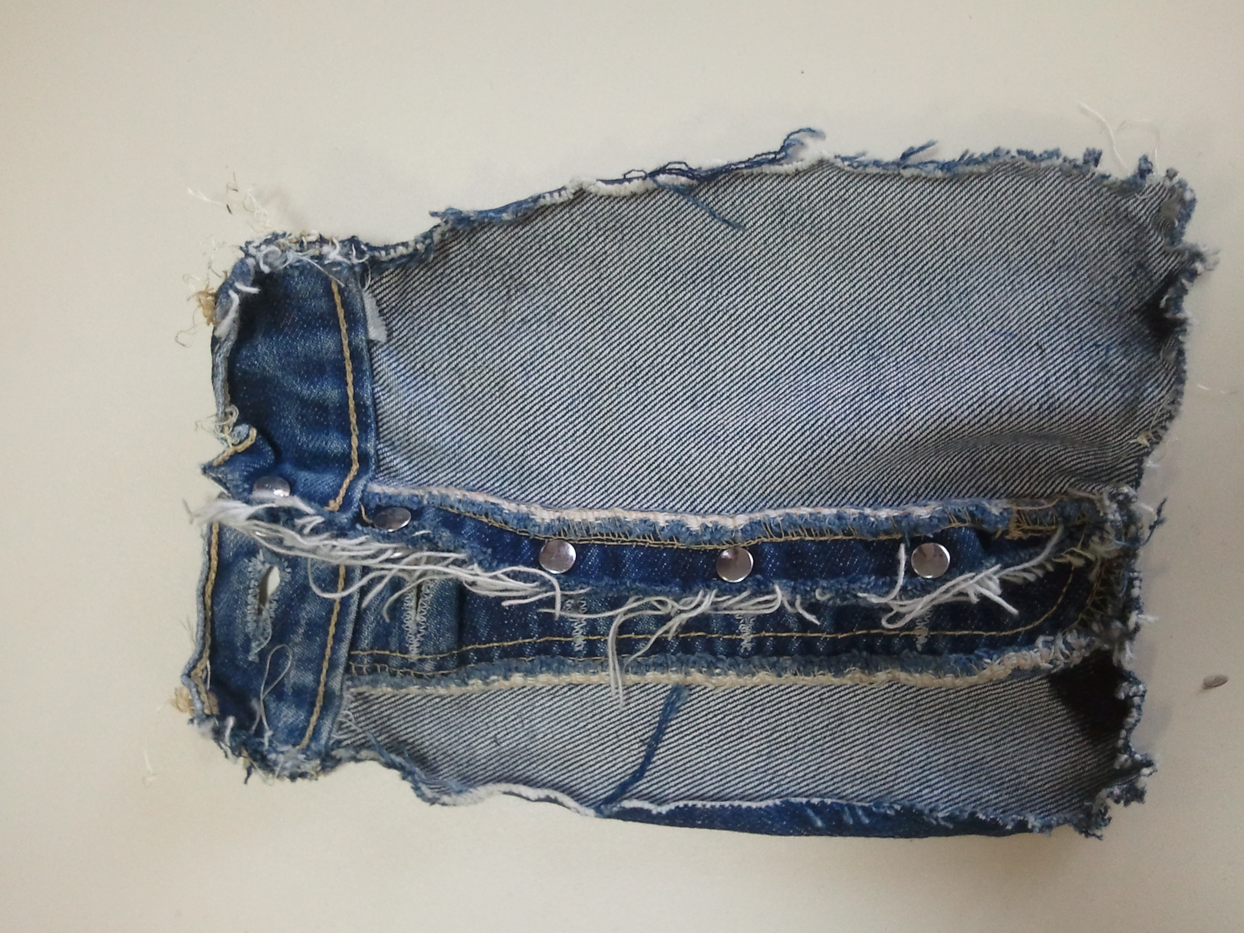 Picture of Levi's Button Fly Pencil Case