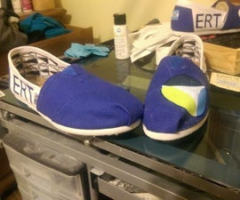 Branded Canvas Shoes