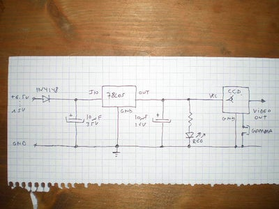 Assemble the CCD Module: