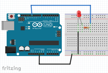 Designing Your Circuit on Fritzing