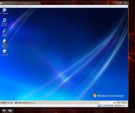 make a windows home server
