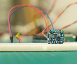 LSM303DLHC Accelerometer and Magnetometer Exploration