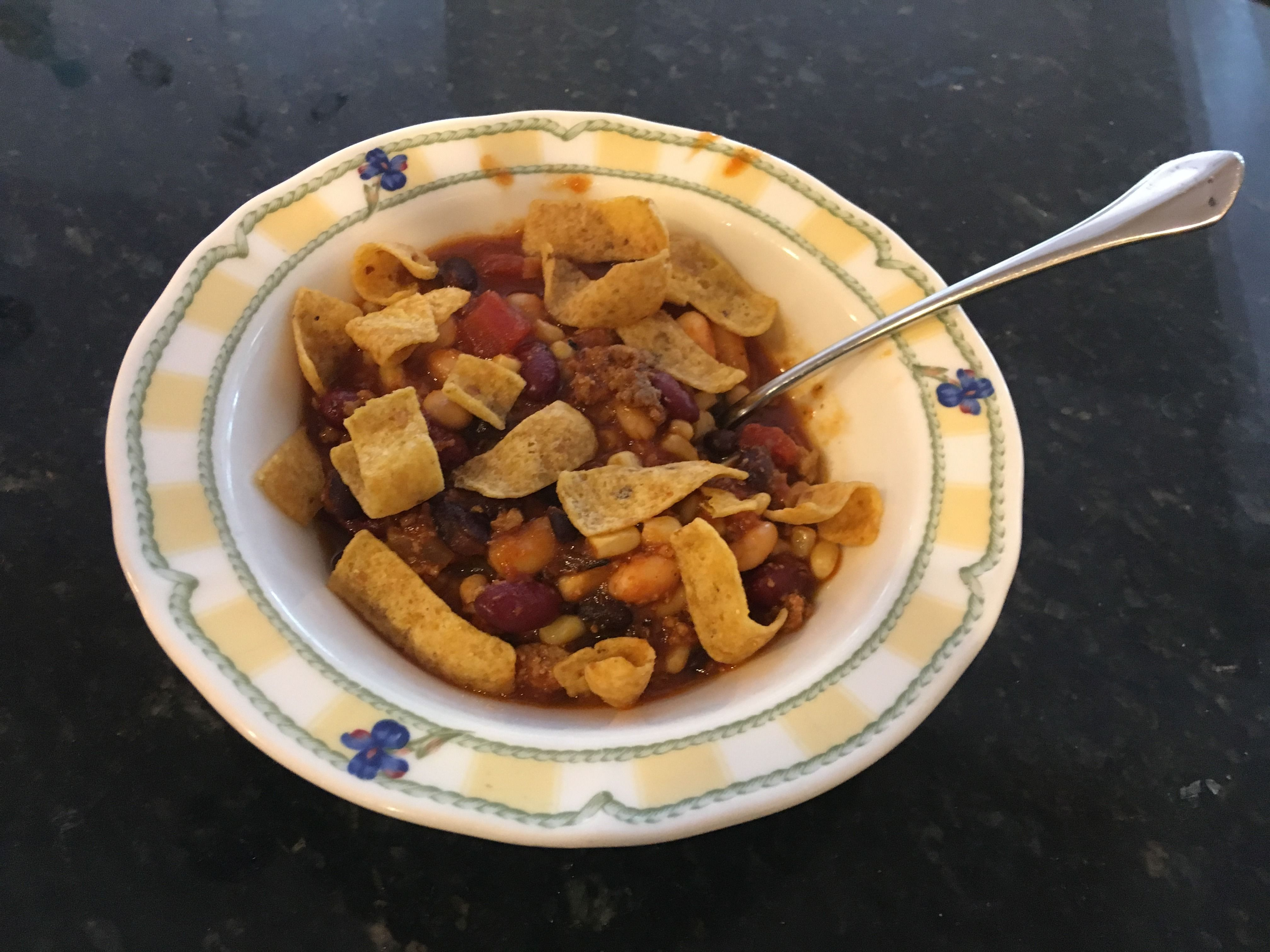 Picture of Best Mexican Chili