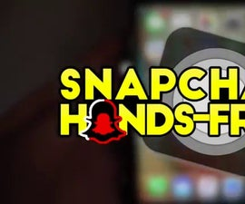 How To: Record On Snapchat Using No Hands  Quenisha Baldwin