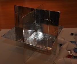 Lightweight Radar Reflector