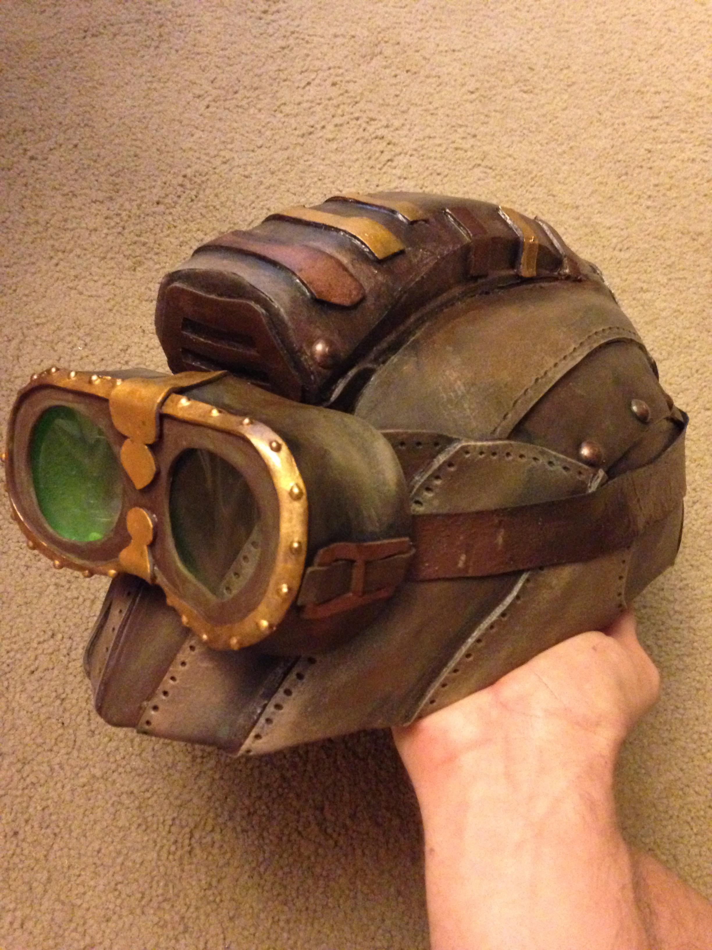 Picture of Steam Punk Bike Helmet