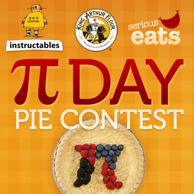 Picture of The Serious Eats Pi Day Pie Contest is launching soon!