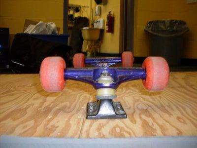 Tumbler Wheels