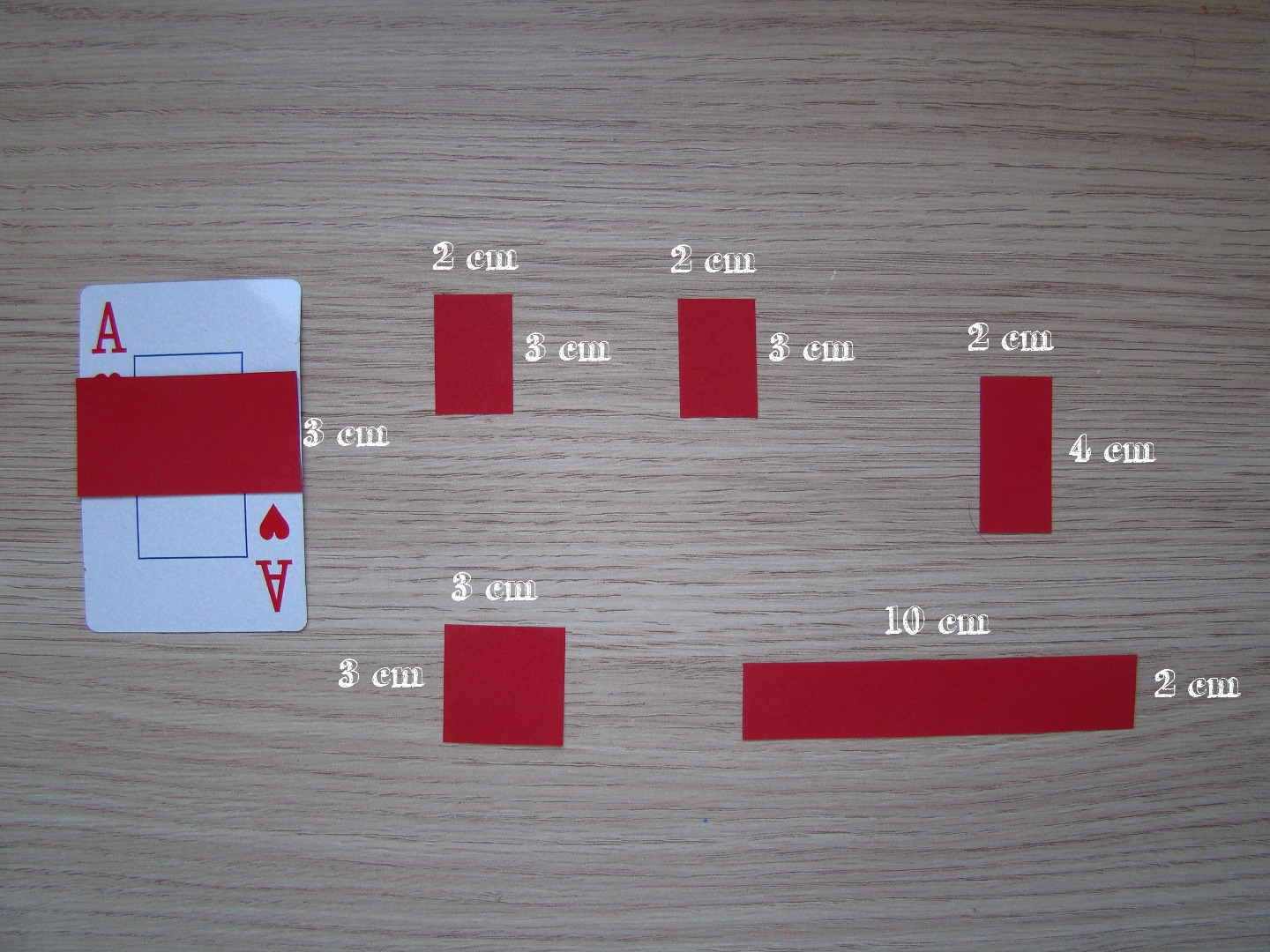 Picture of Cut the Red Paper