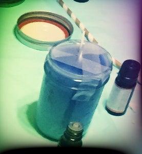 Wick in a Jar