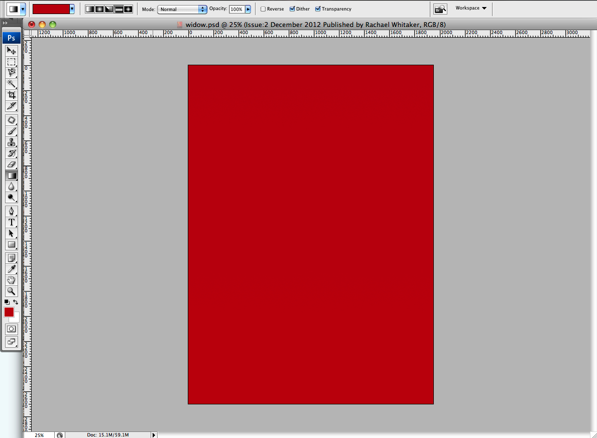 Picture of Creating a New File and Cutting Out Your Photo